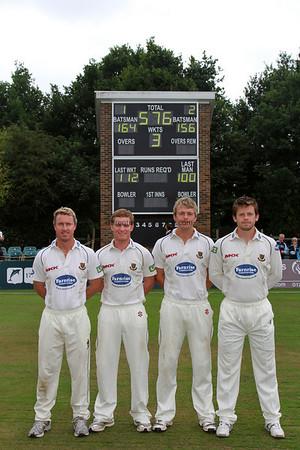 Cricket Sx Sharks v Somerset 22 08 10