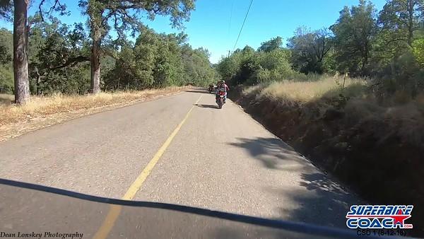 Public Road Videos - Ideal Line Drill