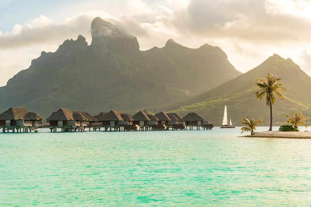 Four Seasons Resort Bora Bora French Polynesia