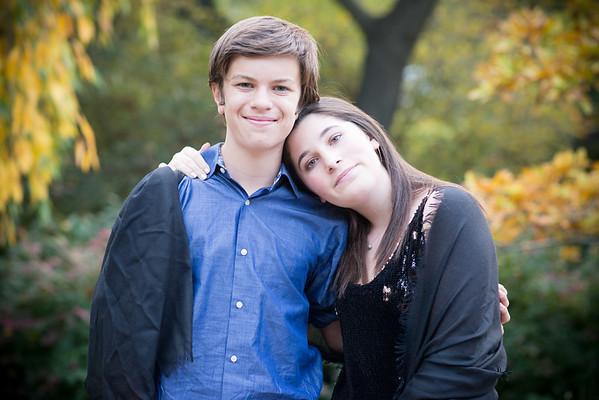 Hannah & Jesse B'nai Mitzvah