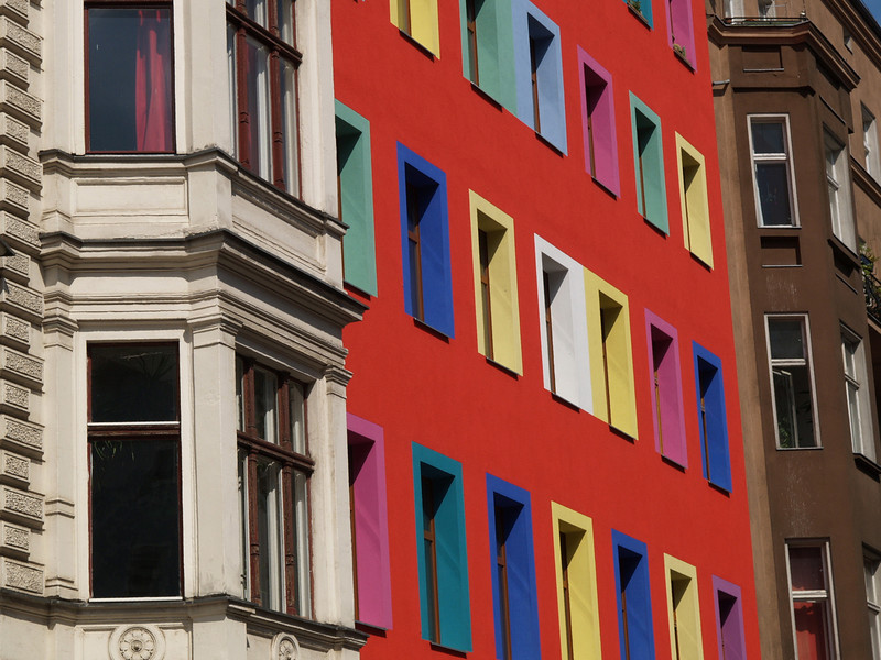 Berlin (Deutschland/Germany) / Switzerland - St. Petersburg - Switzerland  by bicycle / © Rob Tani, Aug 2008