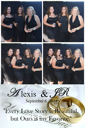 Alexis and JR Wedding