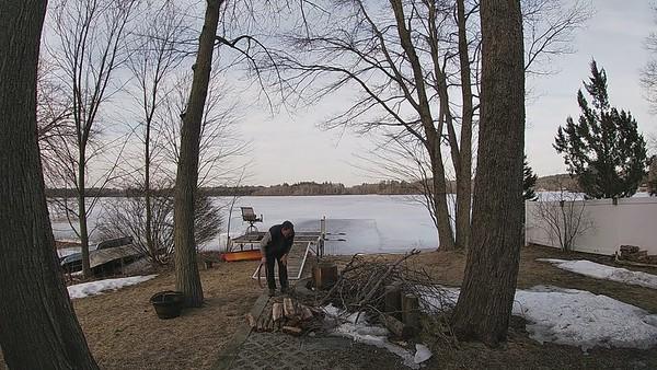 Backyard Clean Up 3-11-2021