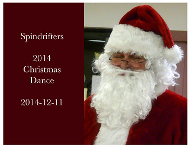 2014 Spindrifters Christmas Dance