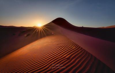 Morocco - Merzouga Desert