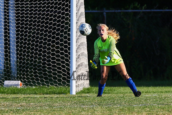 2019-9-13 WHS Girls Soccer vs Nashua North