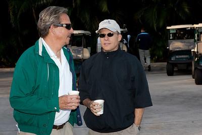 2009 Golf Tournament Scenes