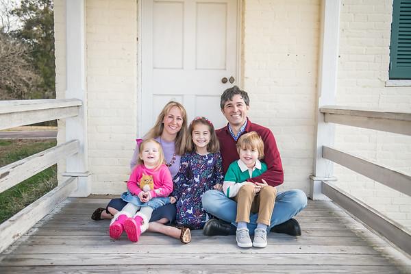 Carland Family - Fall 2019