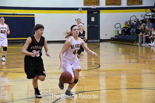 Basketball vs West Fork