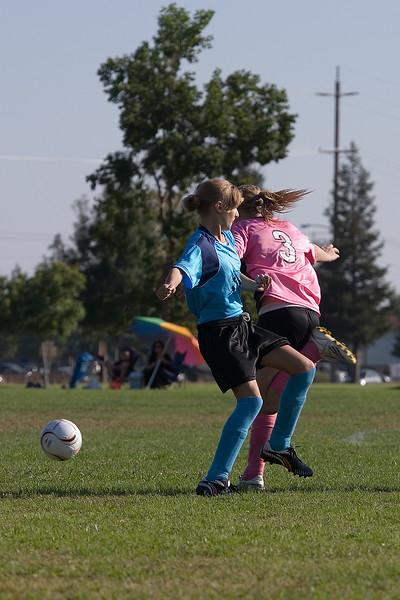 Week 7: Girl's MYSA U15 – Merced Strikers