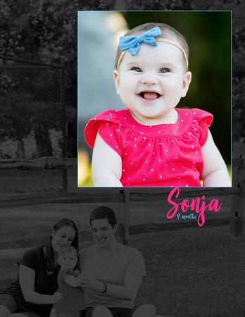 Sonja 9 Months