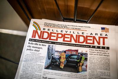 Belleville Independent 25th Anniversary