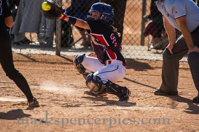 Softball SHS vs Bingham 5-4-2012