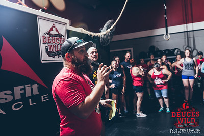 07.20.19 Deuces Wild 6 at @CrossFitPinnacle