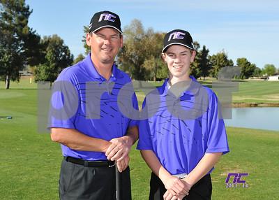 2014 NCS Golf Team