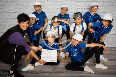 Mon 3:30 PM Kinder Hip Hop Chelsea
