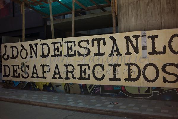 Street Art: Bogota Sister Session
