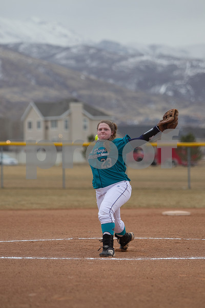 JD vs Cottonwood Varsity Softball