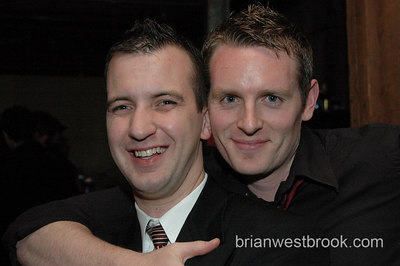 Brian & Alex's 2006 Holiday Party