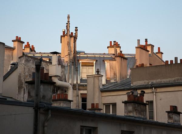 Paris, Monday Morning: Left Bank