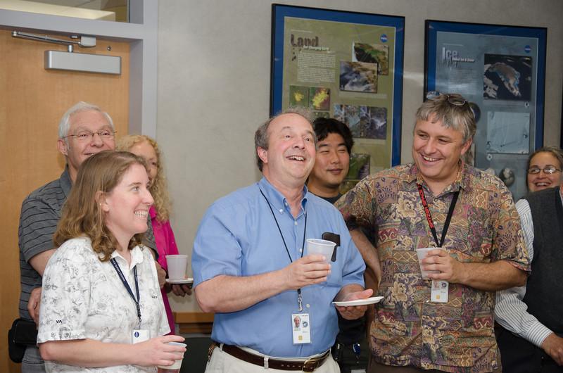 Ken Carpenter speaks -- Bruce Woodgate retirement party, NASA/GSFC, June 2013