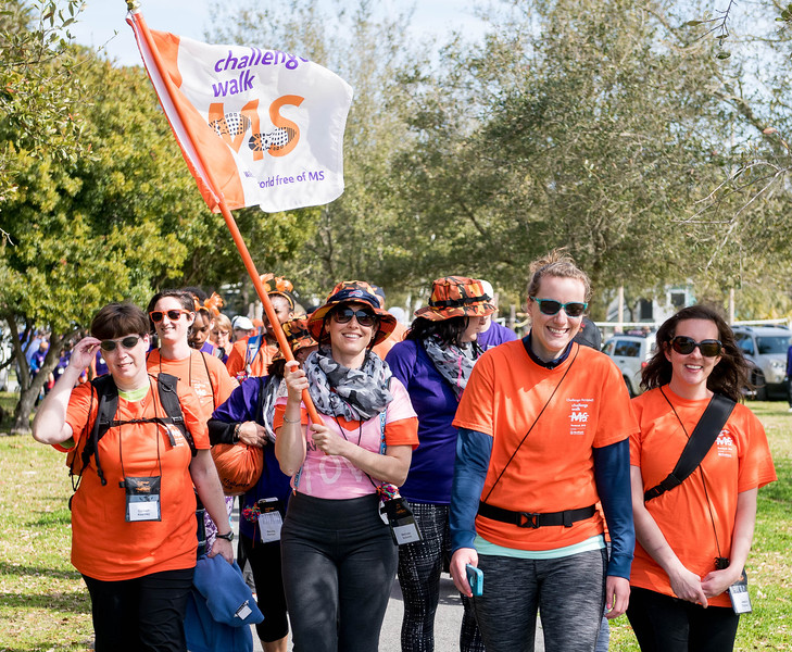 National MS Fundraising Events