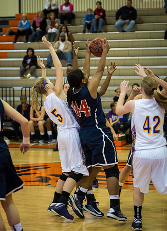 Girls Basketball 12-22-12
