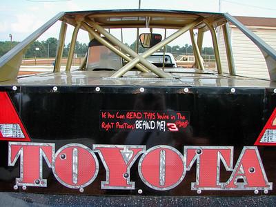 Carolina Clash, Carolina Speedway, NC Sep 19, 2008