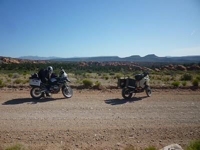 2013 Toroweep North rim ride