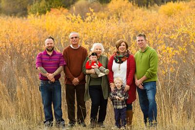 Kanas/Jacobsen Family