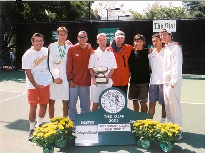 OJAI TENNIS TOURNAMENT 2003