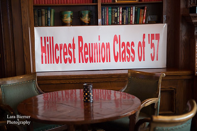 Hillcrest High school Class of '57 Reunion