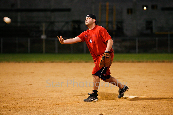 CoEd Softball 11-17-09