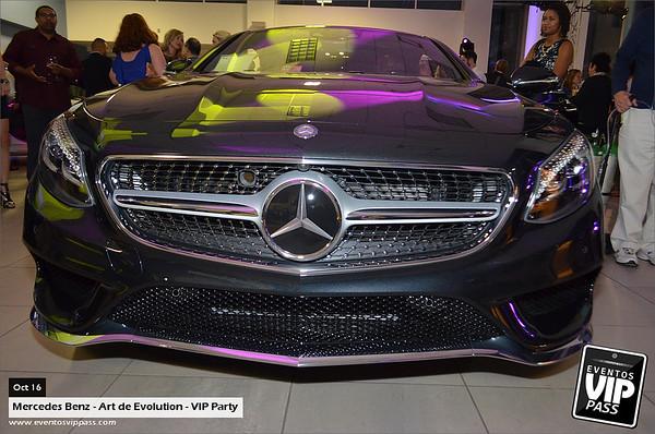 Art of Evolution - VIP Party - Mercedes Benz of Alexandria | Thu, Oct 16