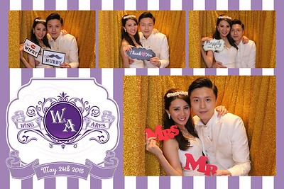 Wing & Ares Wedding - May 24th 2015