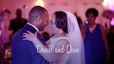 Denise and Quin