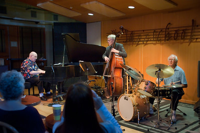 Dick Hindman Trio