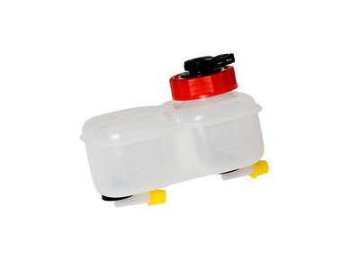 DEUTZ AGROTRON SAME IRON RUBIN HURLIMANN LAMBORGHINI SERIES CLUTCH FLUID RESERVOIR  TANK BOTTLE