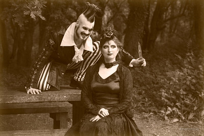 Glos Creates Victorian Picnic