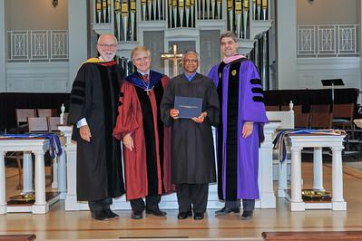 Commencement 2014 - Certificate Recipients