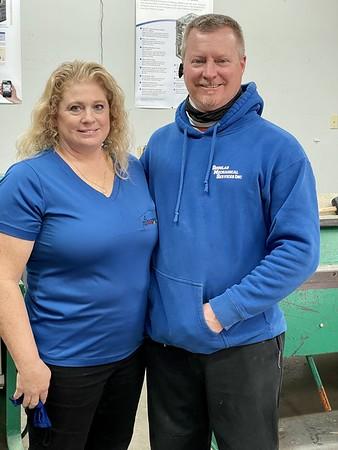 Jill and Doug Sturtevant