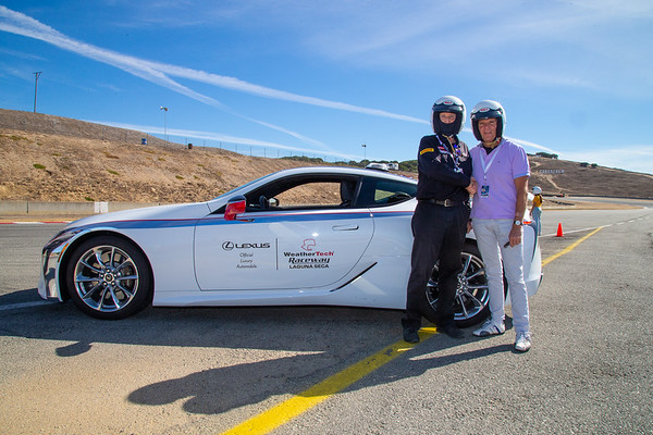 Pace Car Rides