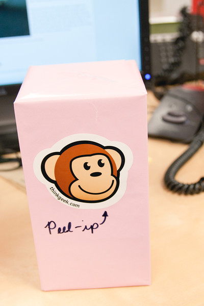 12/19/2012 - I am monkey