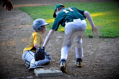 Stafford LL Athletics vs. Pirates 062119