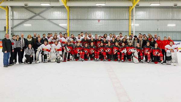Dec 31 - Canada Women's vs. Hungary U18 Men's