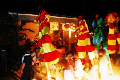 Happy 2008 from Trellis Bay: British Virgin Islands