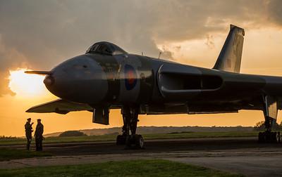 20170423 - Avro Vulcan B2 Bomber XL426