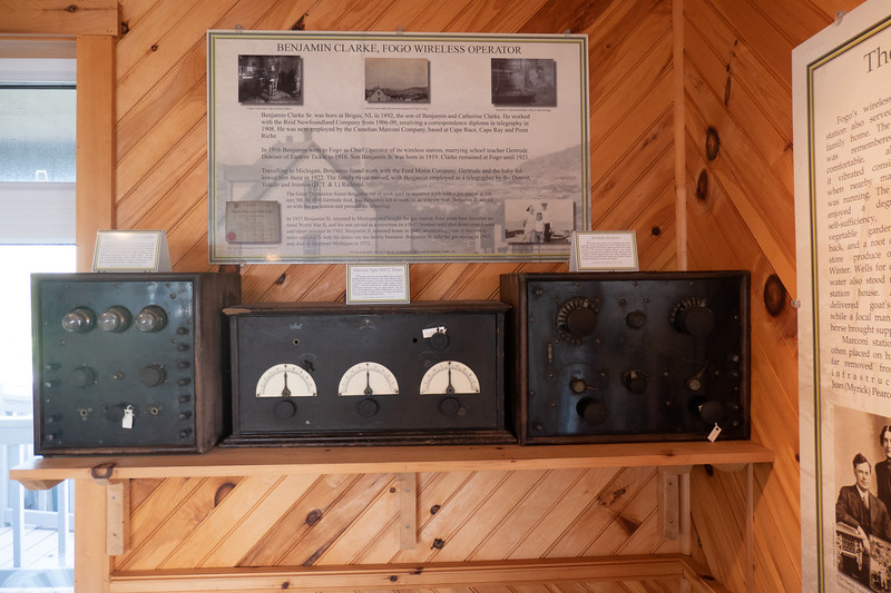 Fogo Harbour Trail, Marconi Wireless Museum, Pilley's Pond and Head