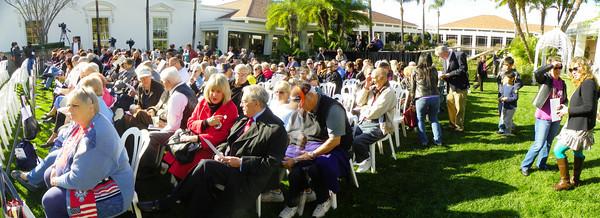 Nixon Centennial Celebration