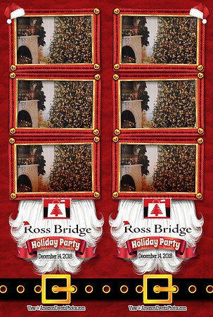 Ross Bridge Holiday Party 2018